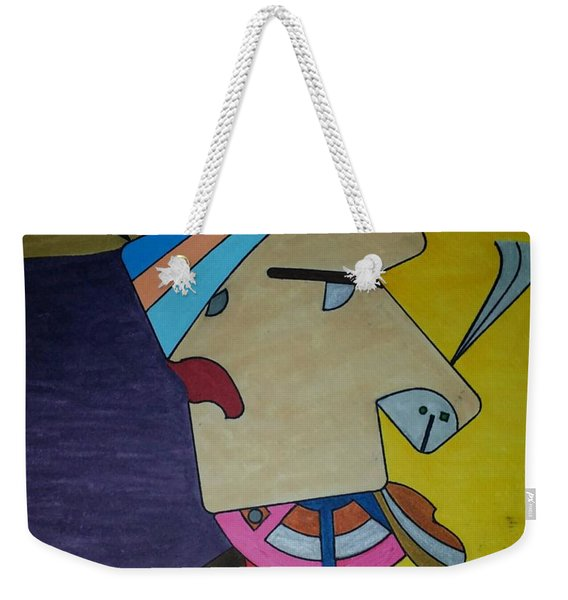Dream 289 Weekender Tote Bag