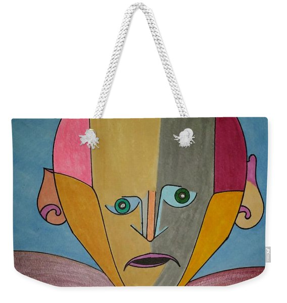 Dream 293 Weekender Tote Bag