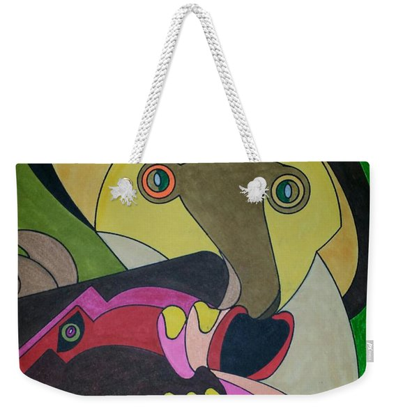 Dream 294 Weekender Tote Bag