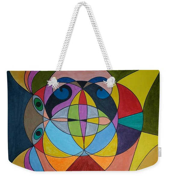 Dream 295 Weekender Tote Bag
