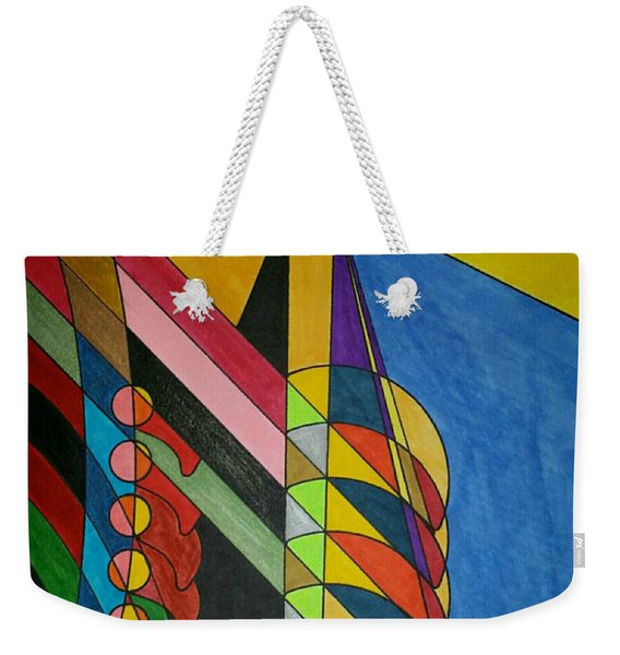 Dream 296 Weekender Tote Bag