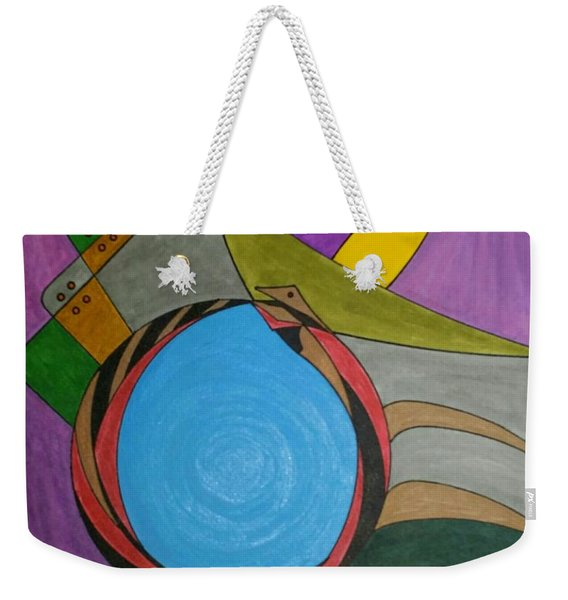 Dream 297 Weekender Tote Bag