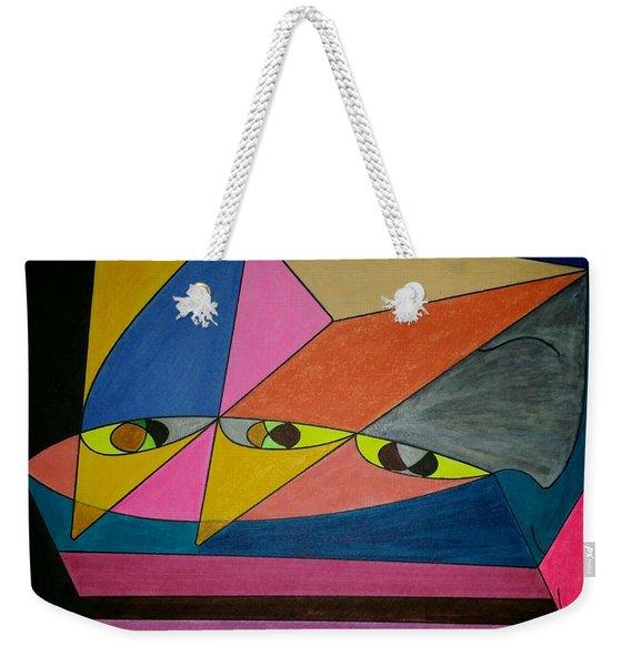Dream 299 Weekender Tote Bag