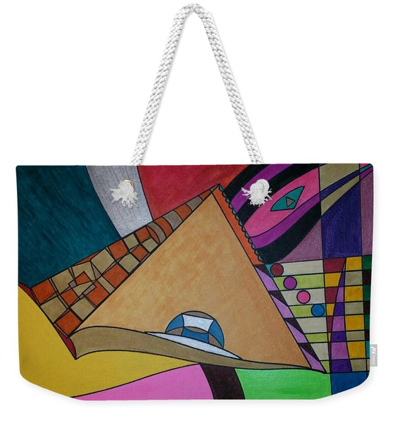 Dream 304 Weekender Tote Bag