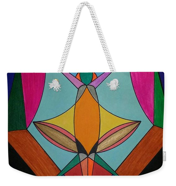 Dream 307 Weekender Tote Bag