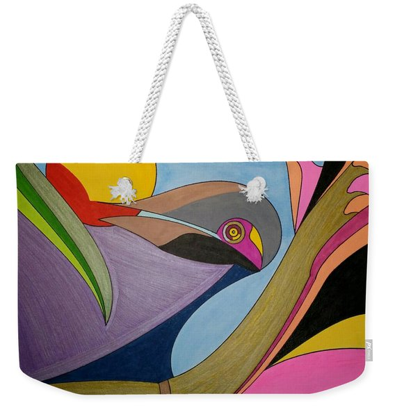 Dream 314 Weekender Tote Bag