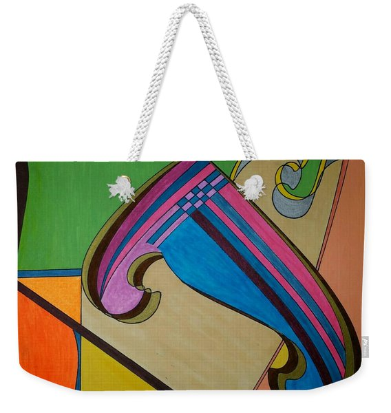 Dream 317 Weekender Tote Bag