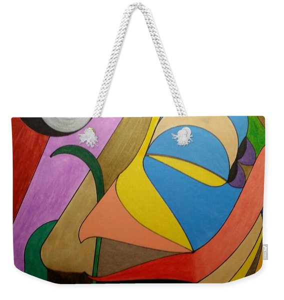 Dream 322 Weekender Tote Bag