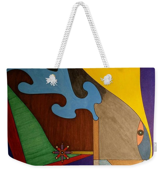 Dream 323 Weekender Tote Bag
