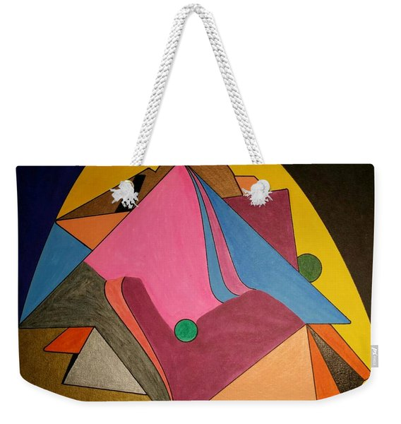 Dream 327 Weekender Tote Bag