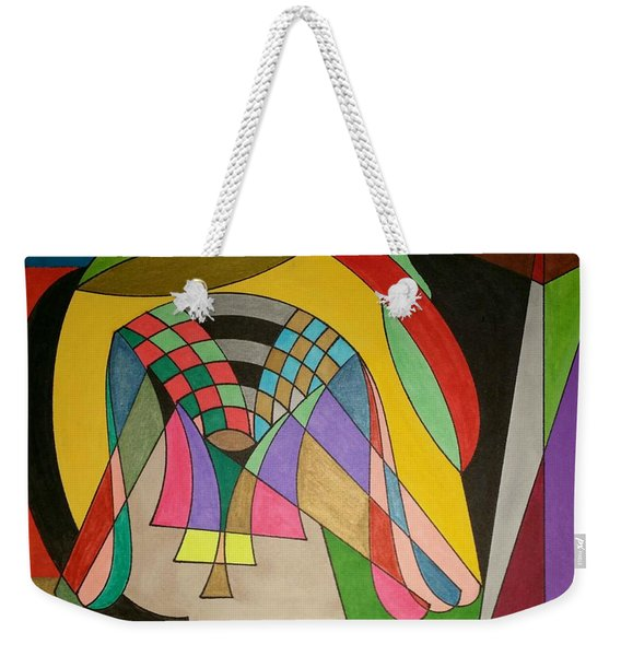 Dream 333 Weekender Tote Bag
