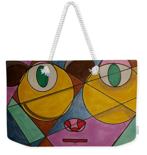 Dream 55 Weekender Tote Bag