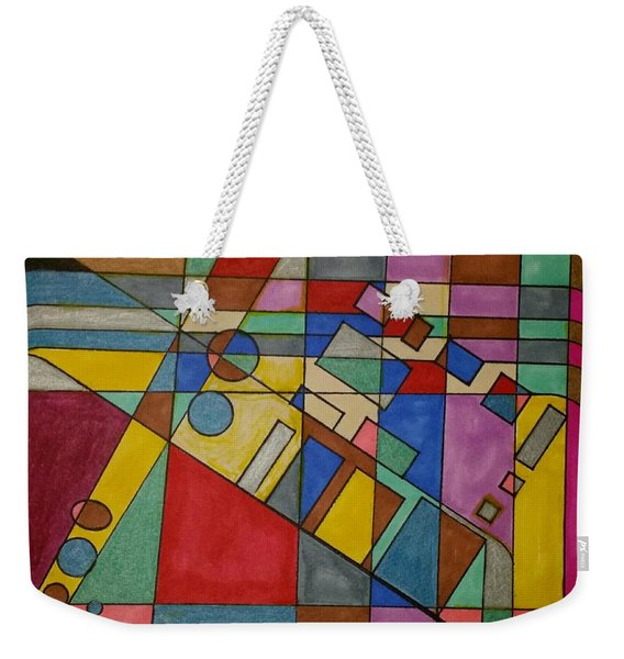 Dream 59 Weekender Tote Bag