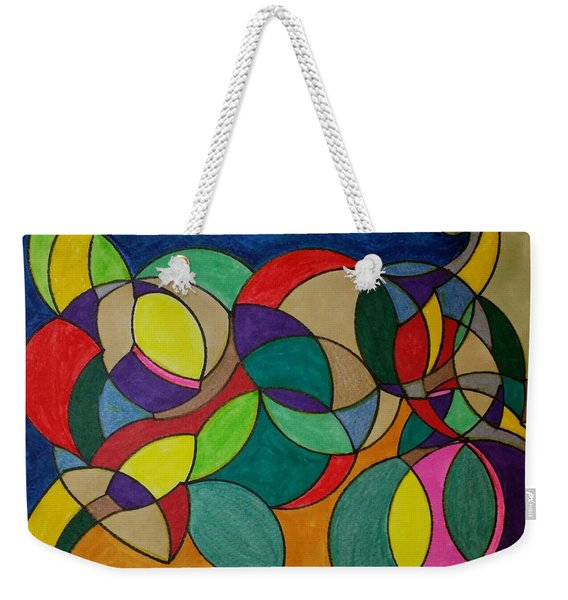Dream 87 Weekender Tote Bag