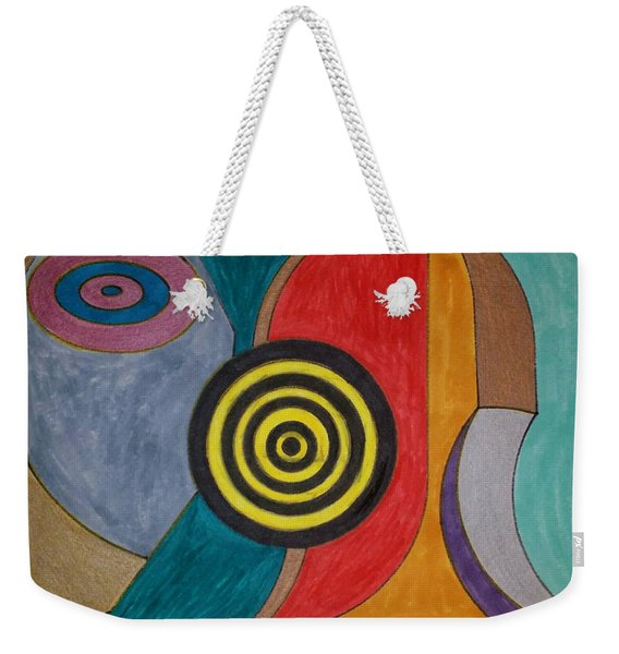 Dream 90 Weekender Tote Bag