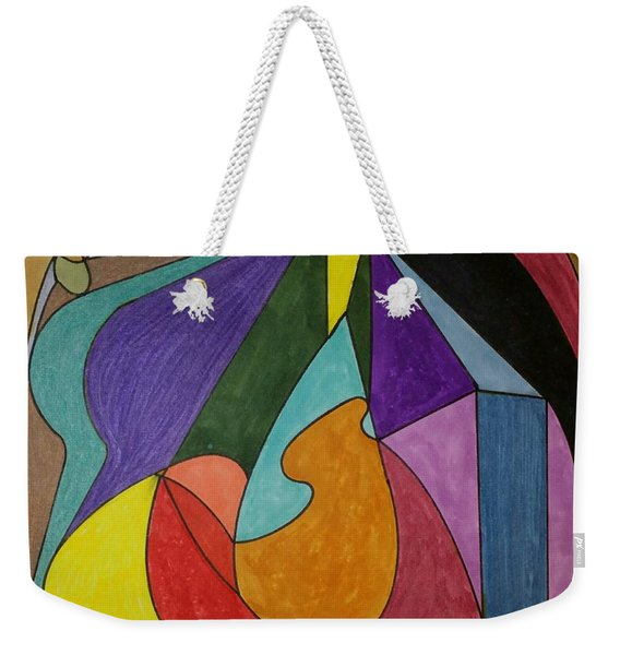 Dream 96 Weekender Tote Bag