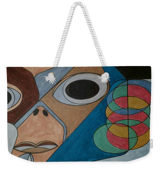 Dream 99 Weekender Tote Bag