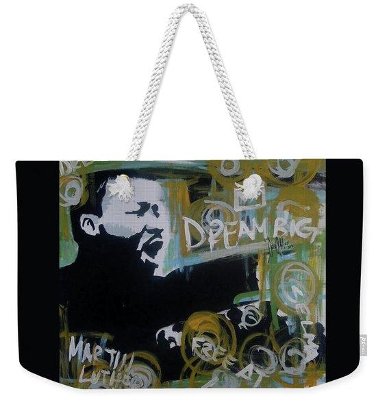 Dream Moore Weekender Tote Bag