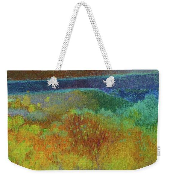 Dream Of Dakota West Weekender Tote Bag