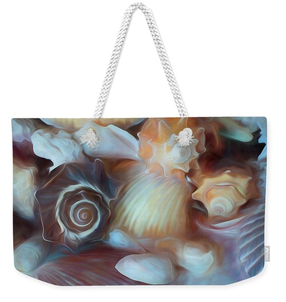 Dream Of Seashells Weekender Tote Bag