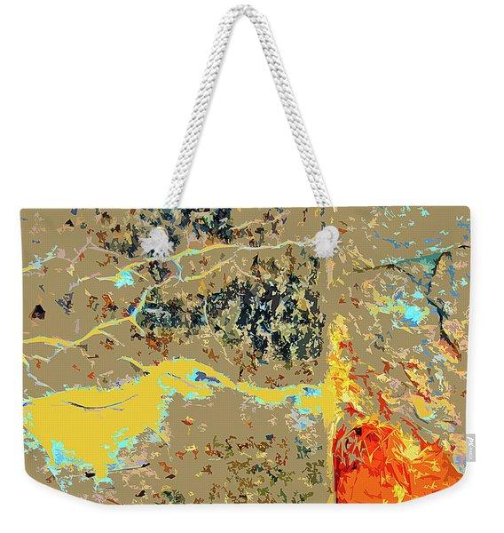 Dream Puzzle Weekender Tote Bag