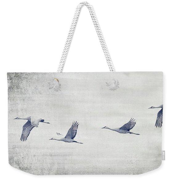 Dream Sequence Weekender Tote Bag