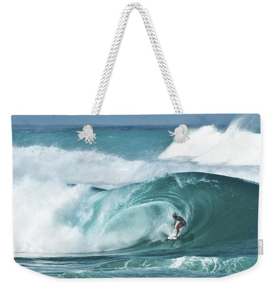 Dream Surf Weekender Tote Bag