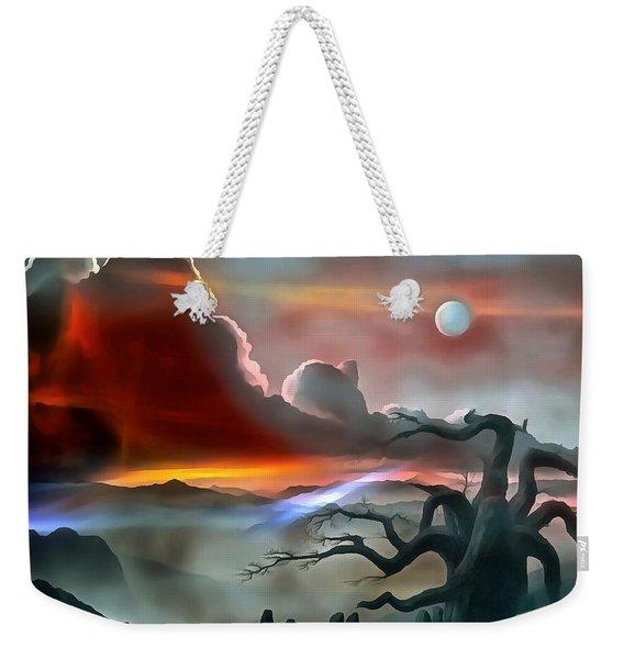 Dream Visions Weekender Tote Bag