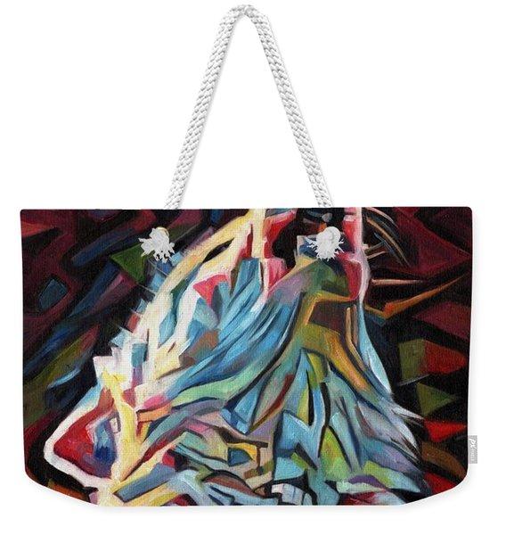 Dream Wolf Weekender Tote Bag