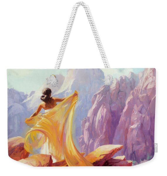 Dreamcatcher Weekender Tote Bag
