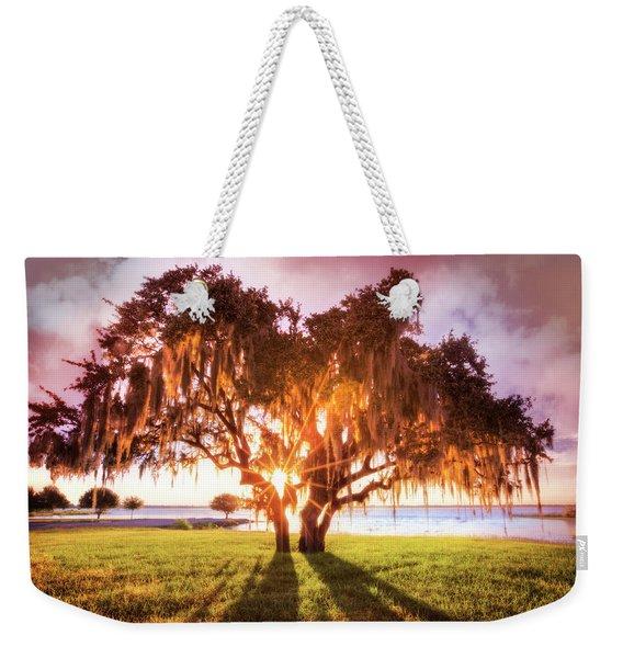 Dreaming At Sunrise Weekender Tote Bag