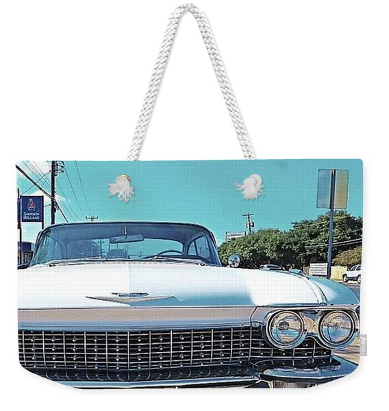 Dreaming Of Going #vintage And #classic Weekender Tote Bag