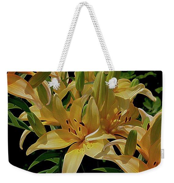 Dreaming Of Lilies Weekender Tote Bag