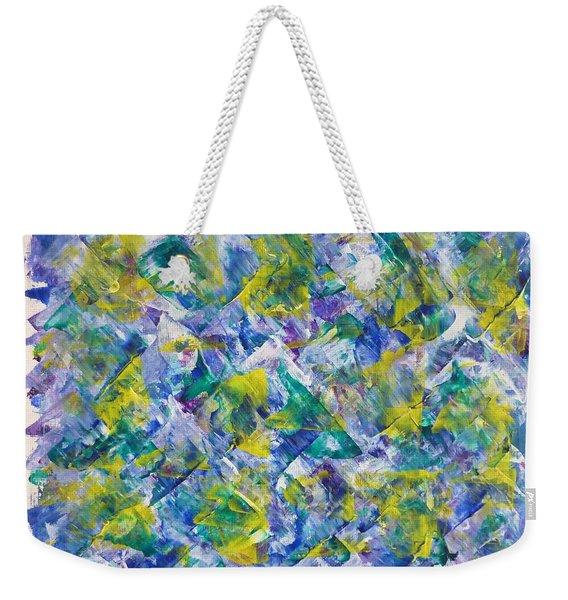 Dreaming Of Winter Weekender Tote Bag