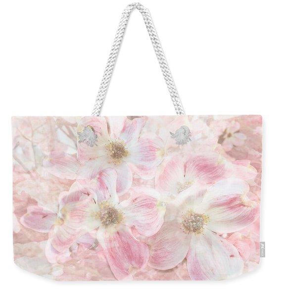 Dreaming Pink Weekender Tote Bag