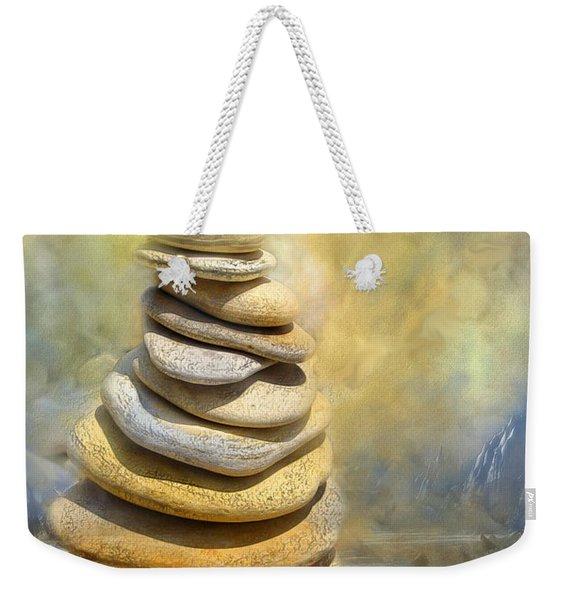 Dreaming Stones Weekender Tote Bag