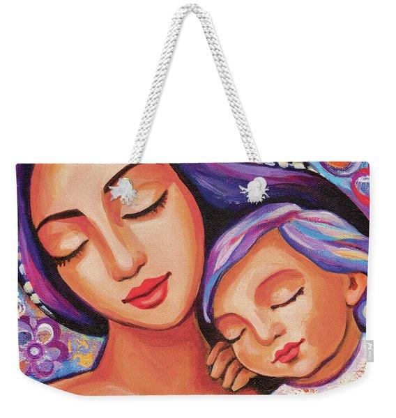 Dreaming Together Weekender Tote Bag