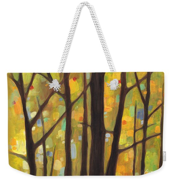 Dreaming Trees 1 Weekender Tote Bag