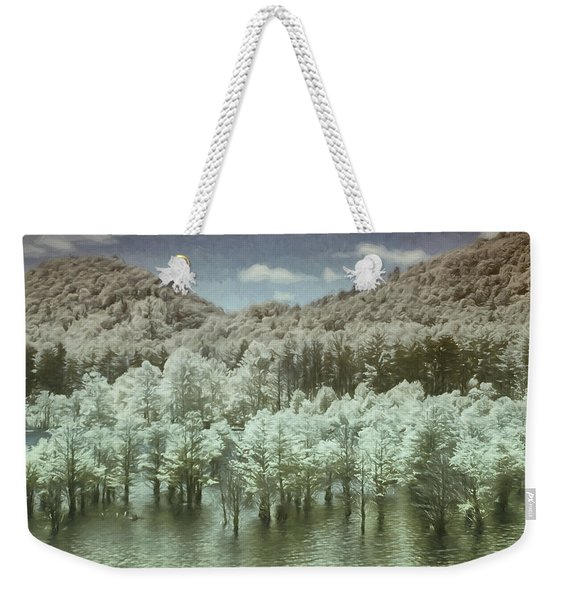 Dreaming Without Words Weekender Tote Bag