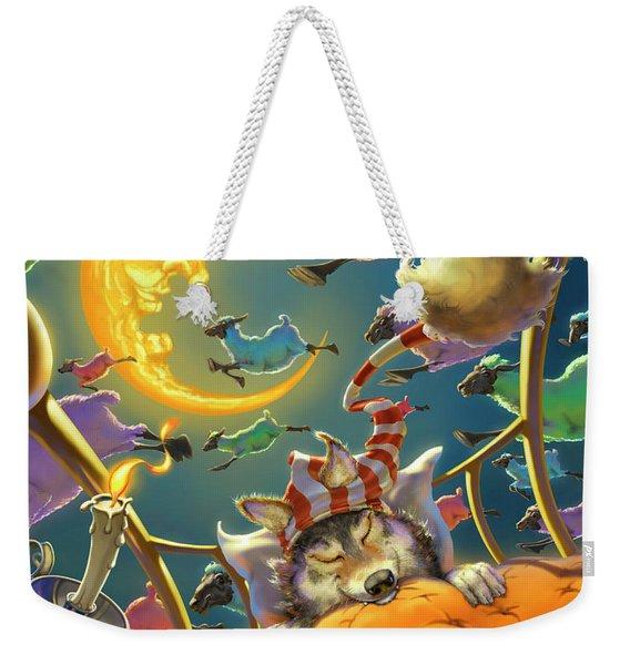 Dreamland Iv Weekender Tote Bag