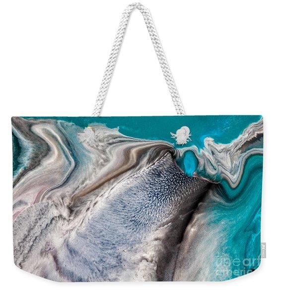 Dreams Like Ocean Weekender Tote Bag