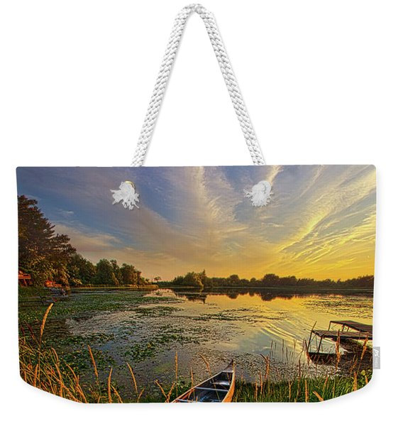 Dreams Of Dusk Weekender Tote Bag