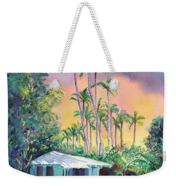 Dreams Of Kauai Weekender Tote Bag