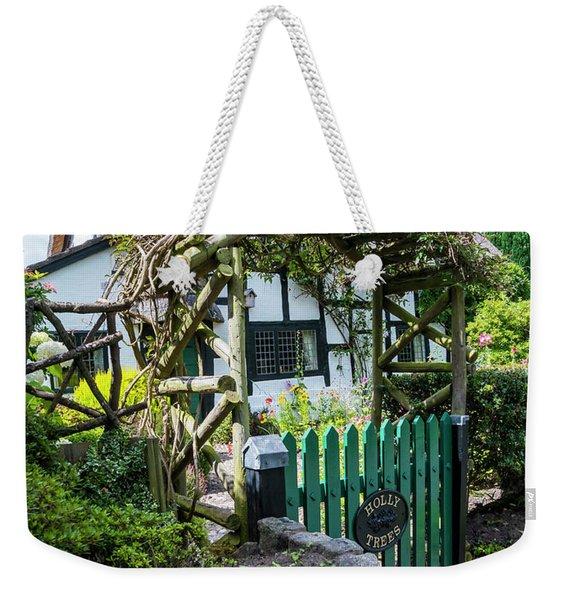 Cottage Of Dreams Weekender Tote Bag