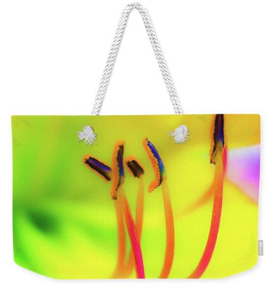 Dreamy Daylily Weekender Tote Bag