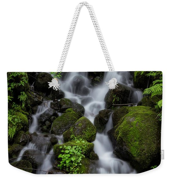 Dreamy Waters Weekender Tote Bag