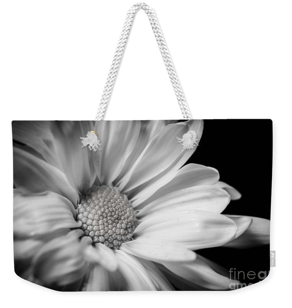 Dressed In Black And White Weekender Tote Bag