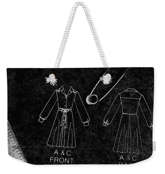 Dressmaking Handiwork Weekender Tote Bag