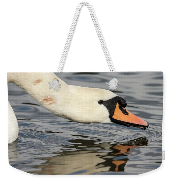 Drinking Reflection  Weekender Tote Bag