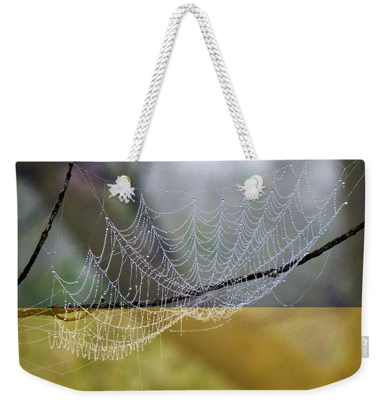 Dripping With Diamonds Weekender Tote Bag